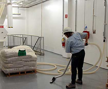Commerical Central Vacuum Installation South Florida
