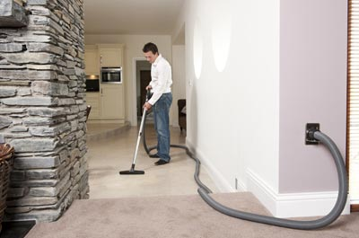 Built In Central Vacuums Tamarac